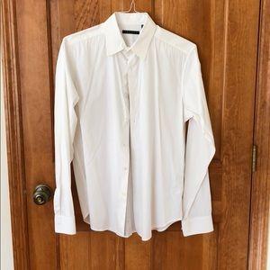 Theory Button Down Dress Shirt